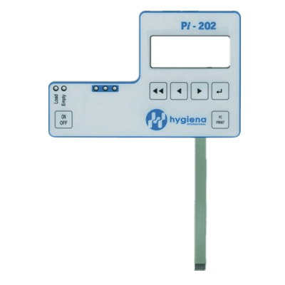 membrane switch panel