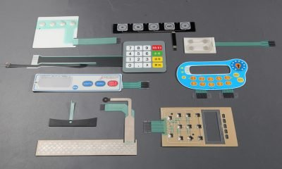 membrane switch assembly