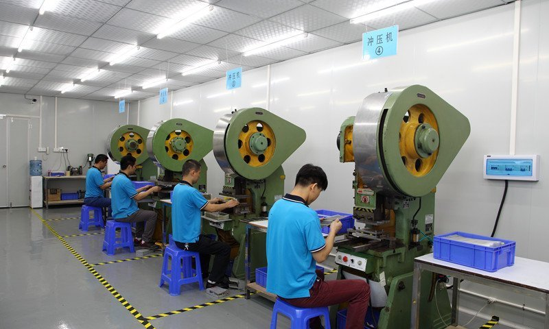 Membrane switch parts manufacturing