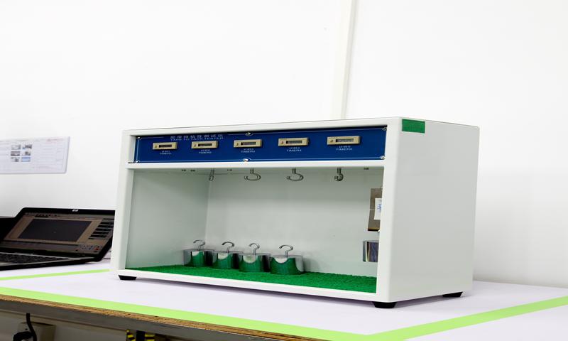 Testing Equipment of single membrane switch